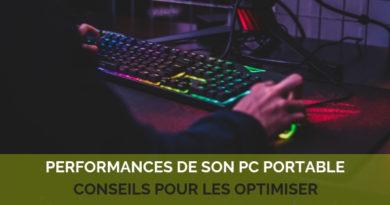 optimiser pc portable